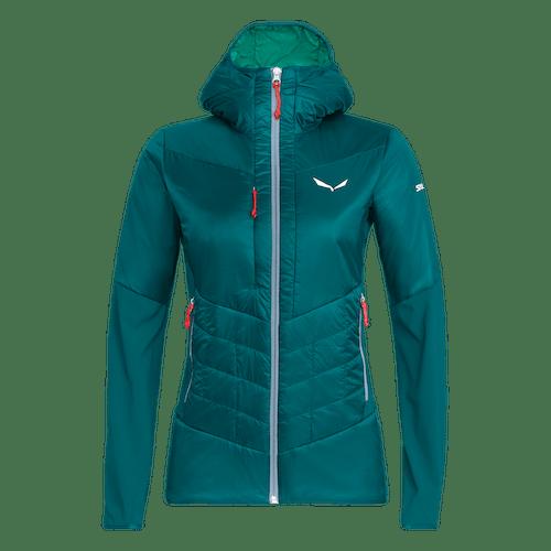 Salewa-Ortles Hybrid Tirolwool CLT Jacket - Women's