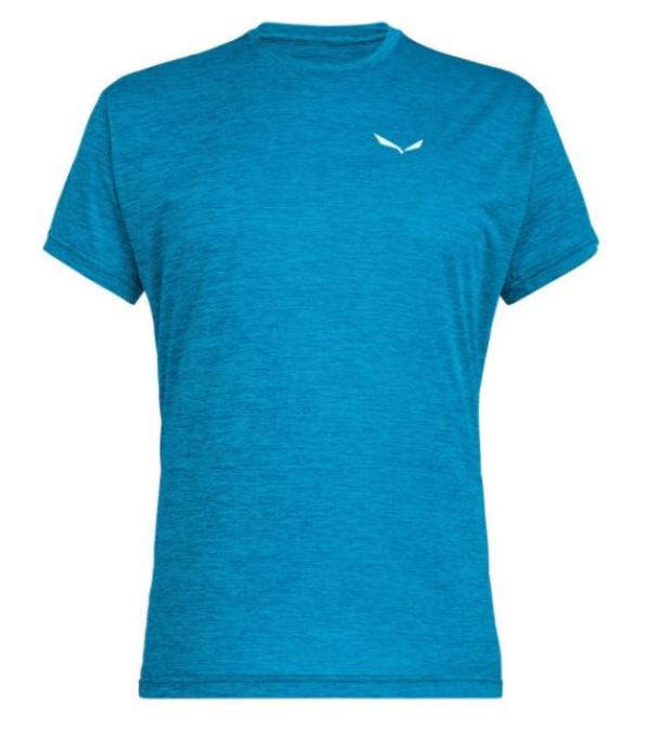 Salewa-Puez Melange Dry Short-Sleeve Tee - Men's