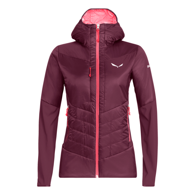 Salewa-Ortles Hybrid Tirolwool CLT Jacket - Women's