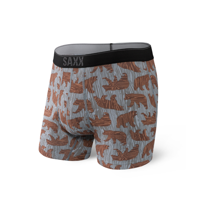 Saxx-Quest Boxer with Fly