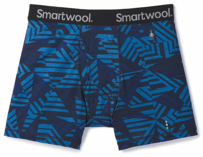Smartwool-Merino 150 Printed Boxer Brief - Men's