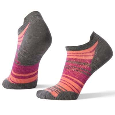 Smartwool-PhD Run Ultra Light Striped Micro - Women's