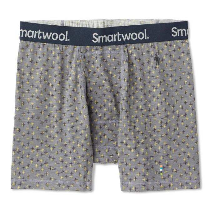 Smartwool-Merino 150 Print Boxer Brief - Men's