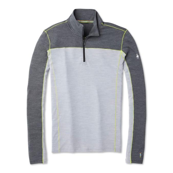 Smartwool-Merino Sport 250 Long-Sleeve 1/4 Zip - Men's