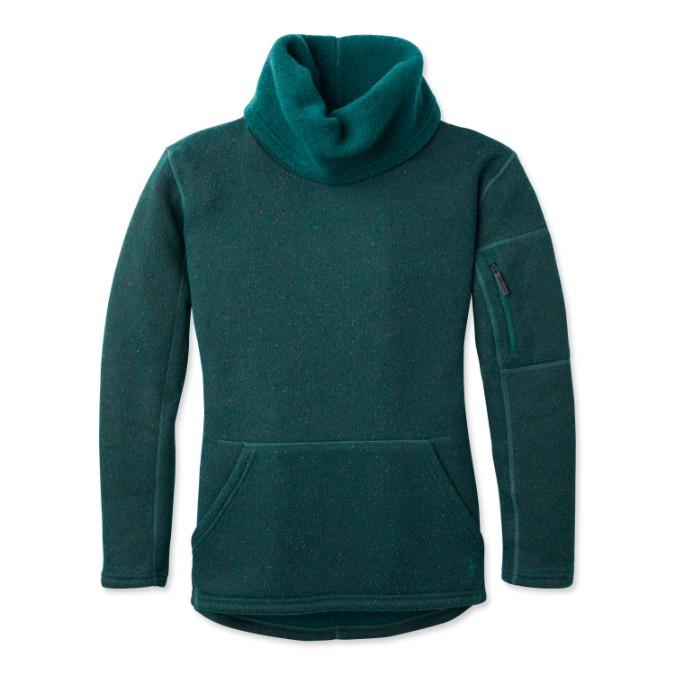 Smartwool-Hudson Trail Pullover Fleece Sweater - Women's