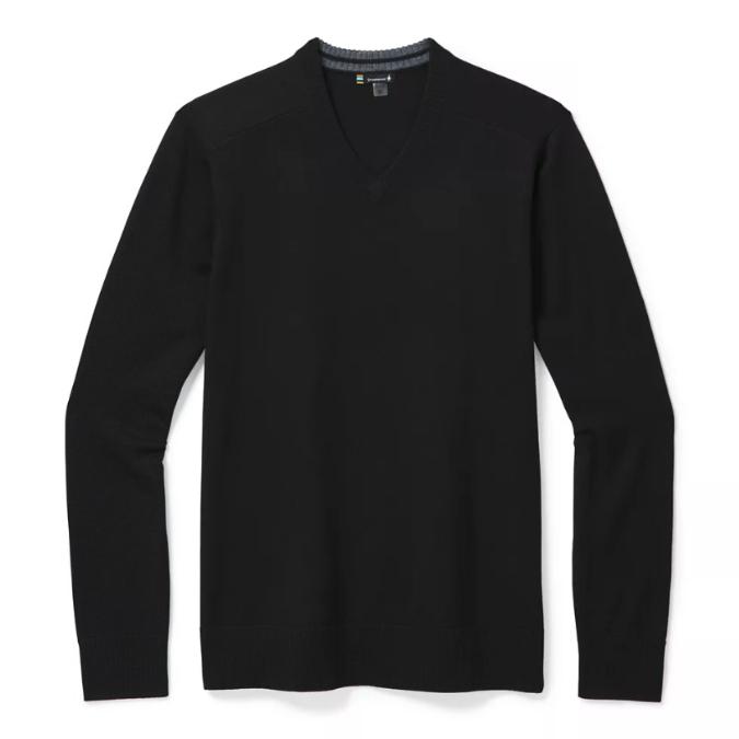 Smartwool-Sparwood V-Neck Sweater - Men's