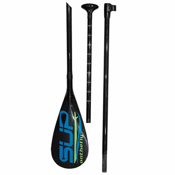SUP on the fly-SUPonthefly Carbon Paddle Blk