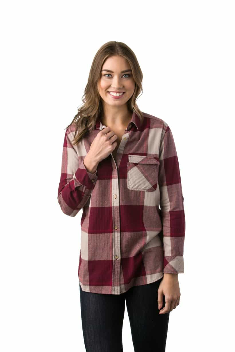 tentree-Kimberly Long-Sleeve Button Up