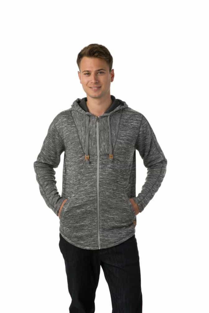 tentree-Irvin Full Zip Hoodie - Men's