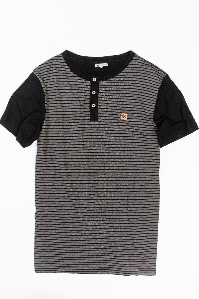tentree-Gunnison Short-Sleeve Henley - Men's