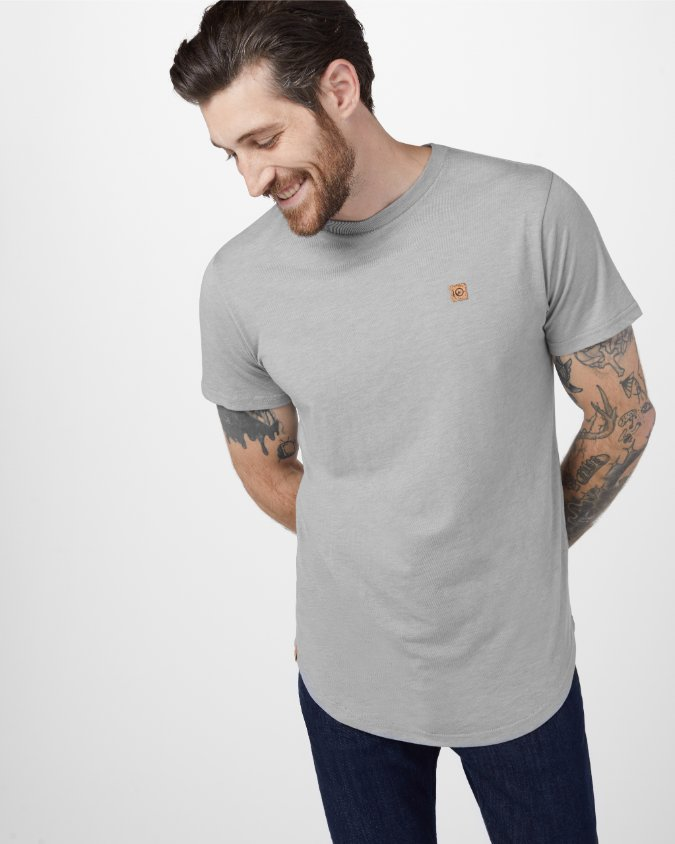tentree-Standard Short-Sleeve Tee - Men's