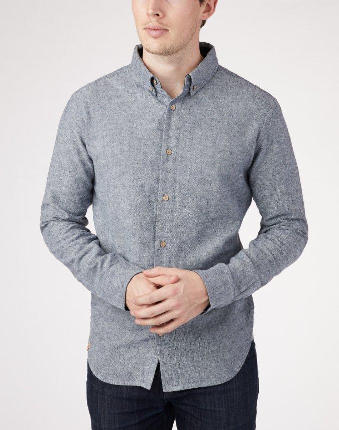 tentree-Veddar Button Up Long-Sleeve - Men's