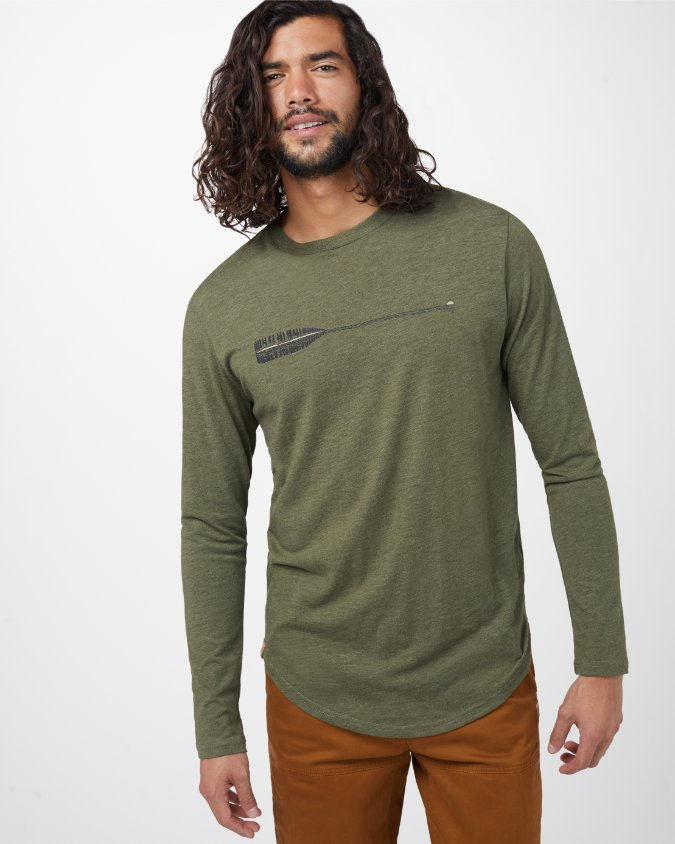 tentree-Cove Long-Sleeve - Men's