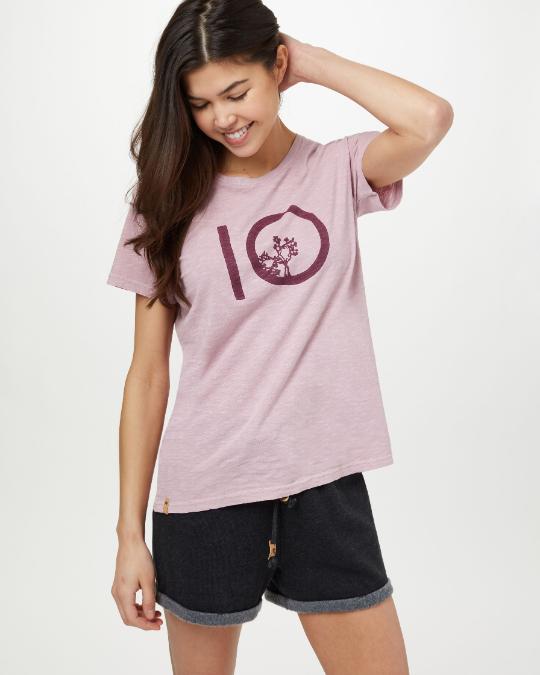 tentree-Ten Classic Cotton Tee Shirt - Women's