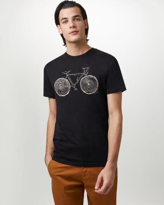 tentree-Elm Cotton Classic Tee Shirt - Men's