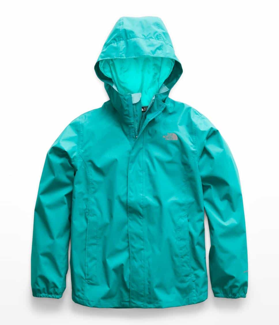 The North Face-Resolve Reflect Jacket - Girl's