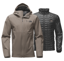The North Face-Thermoball Triclimate Jacket 2017 - Men's