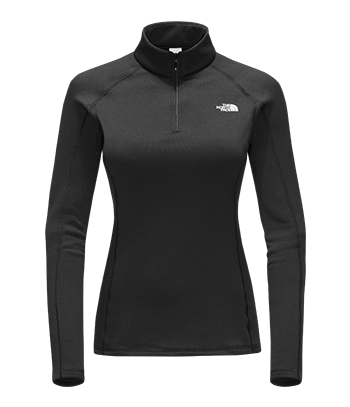 The North Face-Expedition Long-Sleeve Zip Neck - Women's