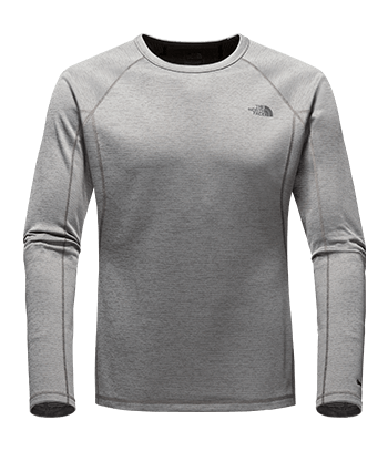 The North Face-Warm Long-Sleeve Crew Neck - Men's
