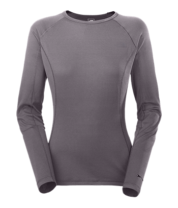 The North Face-Warm Long-Sleeve Crew Neck - Women's