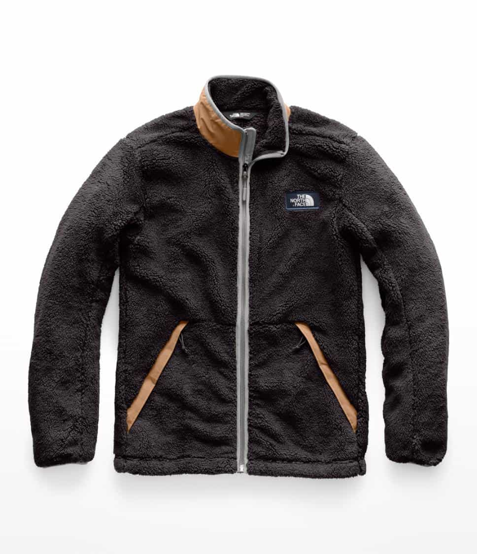 The North Face-Campshire Full Zip - Men's 2018