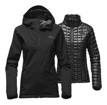 The North Face-Thermoball Triclimate Jacket - Women's