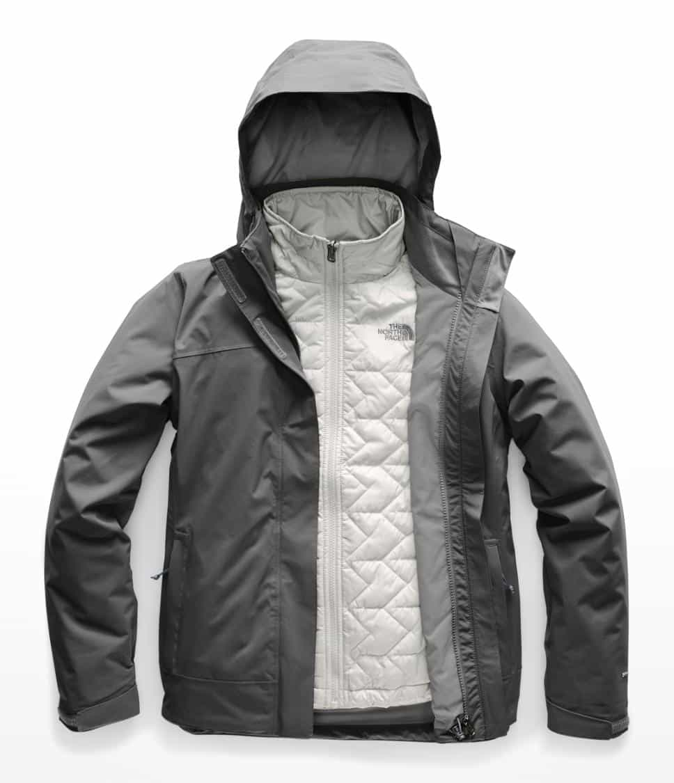 The North Face-Carto Triclimate Jacket - Women's