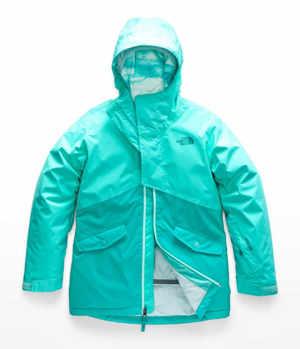 The North Face-Freedom Insulated Jacket - Girl's