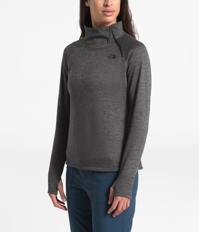 The North Face-Canyonlands 1/4 Zip - Women's