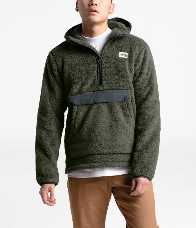 The North Face-Campshire Pullover Hoodie - Men's