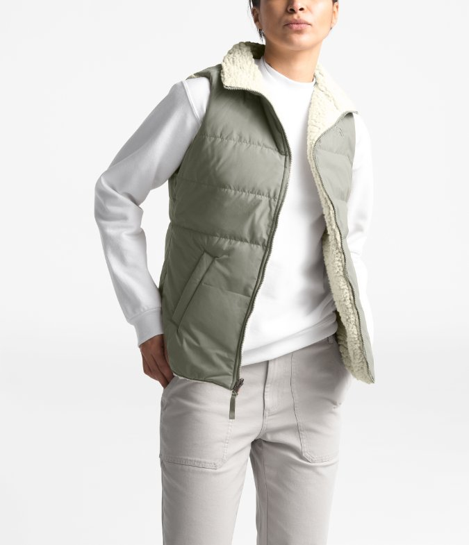 The North Face-Merriewood Reversible Vest - Women's