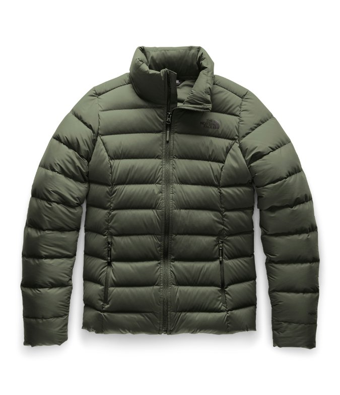 The North Face-Stretch Down Jacket - Women's