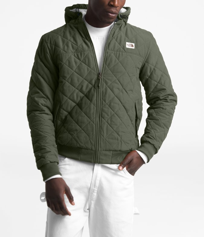 The North Face-Cuchillo Insulated Full Zip Hoodie 2.0 - Men's
