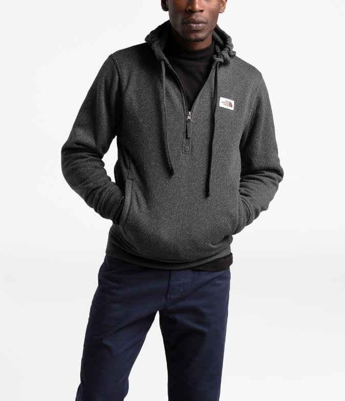 The North Face-Curran Trail Quarter Zip Hoody - Men's