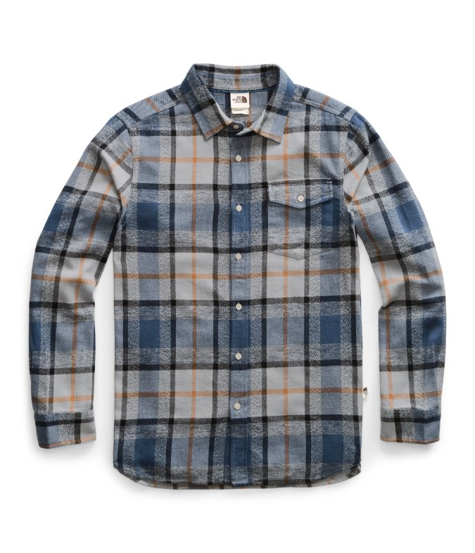 The North Face-Long-Sleeve Arroyo Flannel - Men's