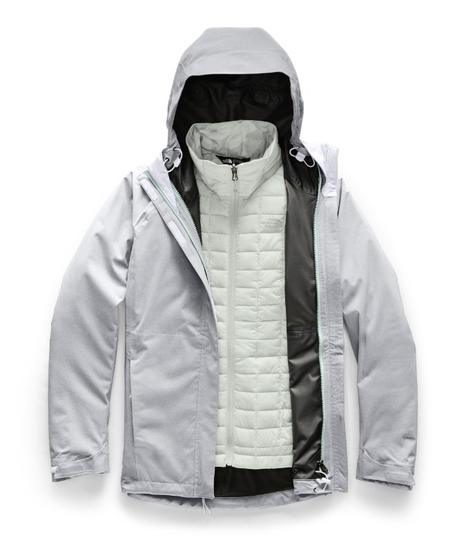 The North Face-Thermoball Eco Triclimate Jacket - Women's