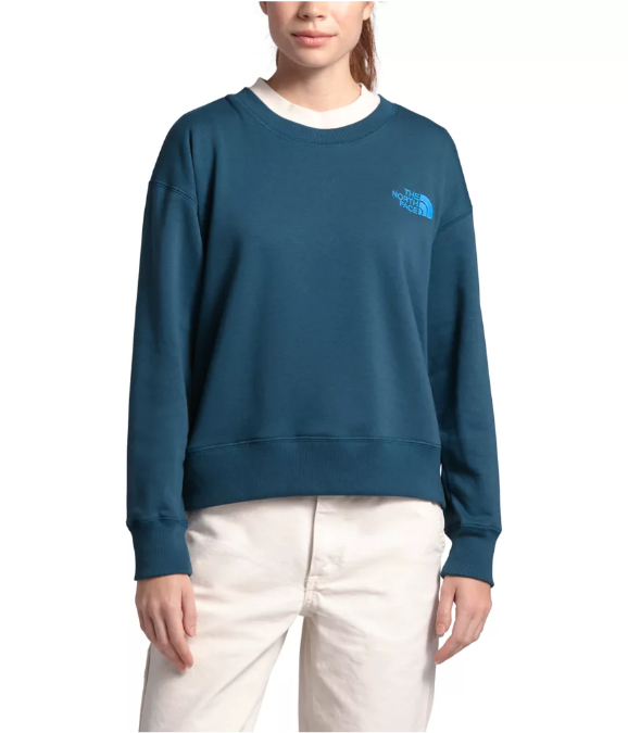 The North Face-Parks Slighty Cropped Crew - Women's