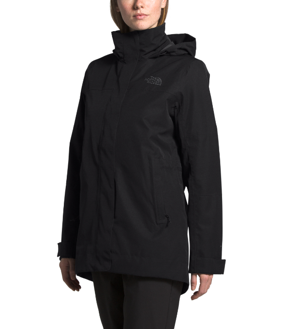 The North Face-Westoak City Trench - Women's