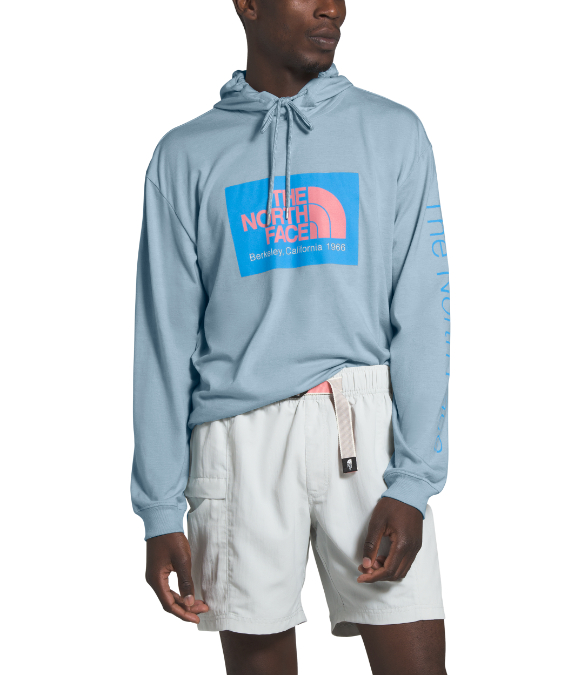The North Face-66 California Tri-Blend Pull Over Hoodie - Men's