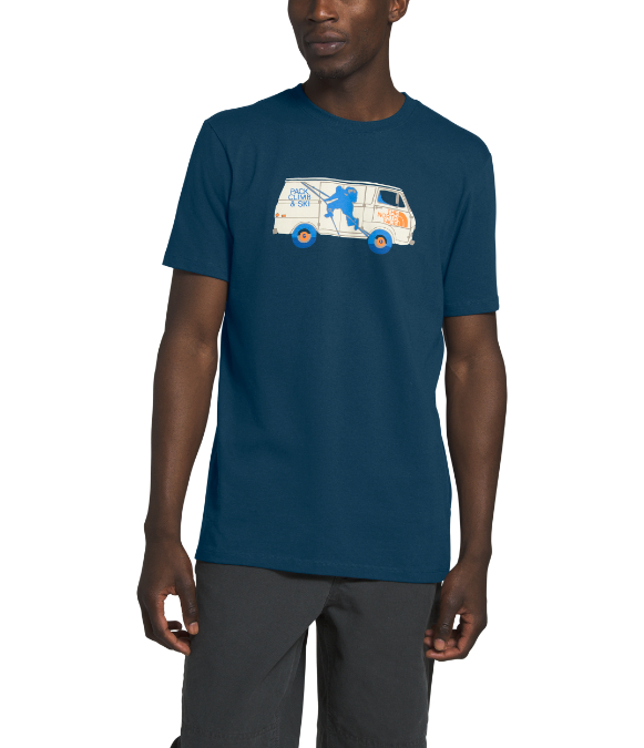 The North Face-Outdoor Free Short-Sleeve Tee Shirt - Men's