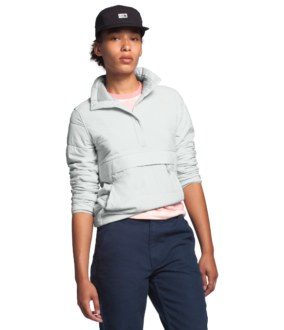 The North Face-Mountain Sweatshirt Pull Over Anorak - Women's