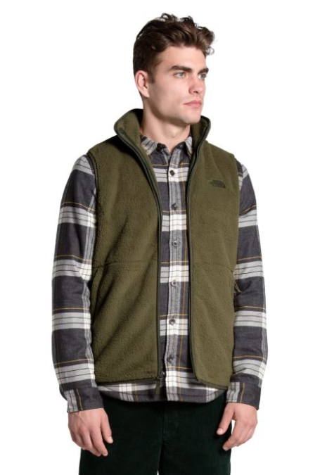 The North Face-Dunraven Sherpa Vest - Men's