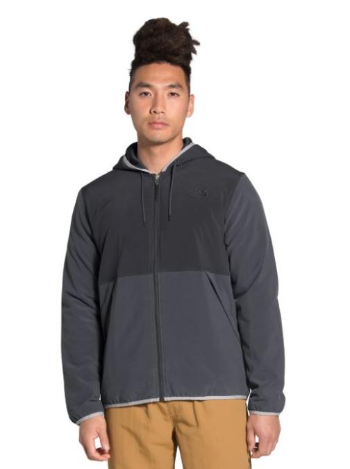 The North Face-Mountain Sweatshirt Full Zip Hoodie - Men's