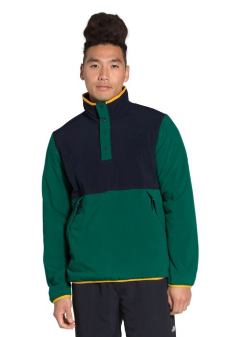 The North Face-Mountain Sweatshirt Pull Over - Men's