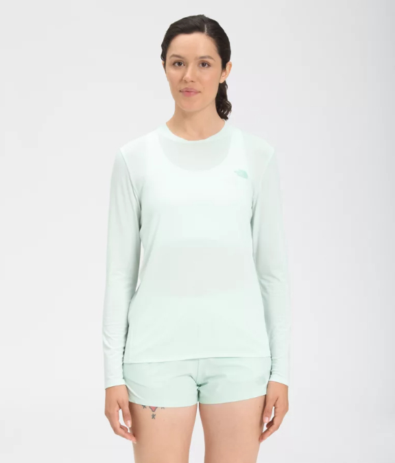 The North Face-Wander Long-Sleeve - Women's