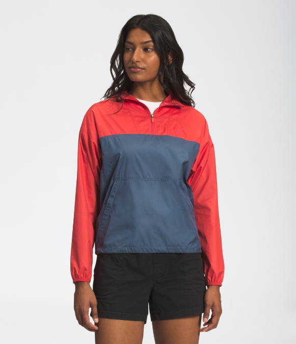 The North Face-Cyclone Pullover - Women's