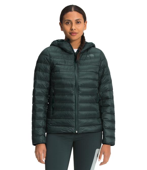 The North Face-Sierra Peak Hooded Jacket - Women's