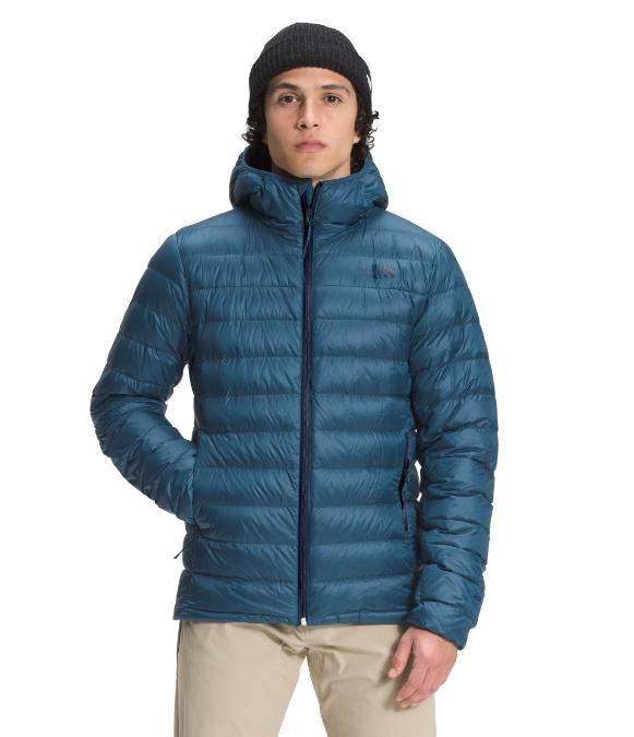 The North Face-Sierra Peak Hooded Jacket - Men's
