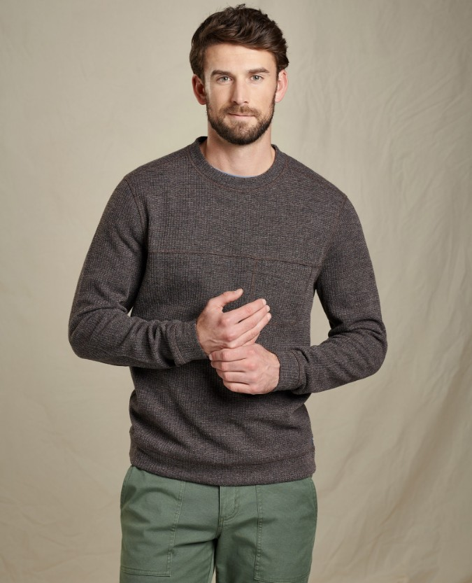 Toad & Co-Breithorn Crew Sweater - Men's