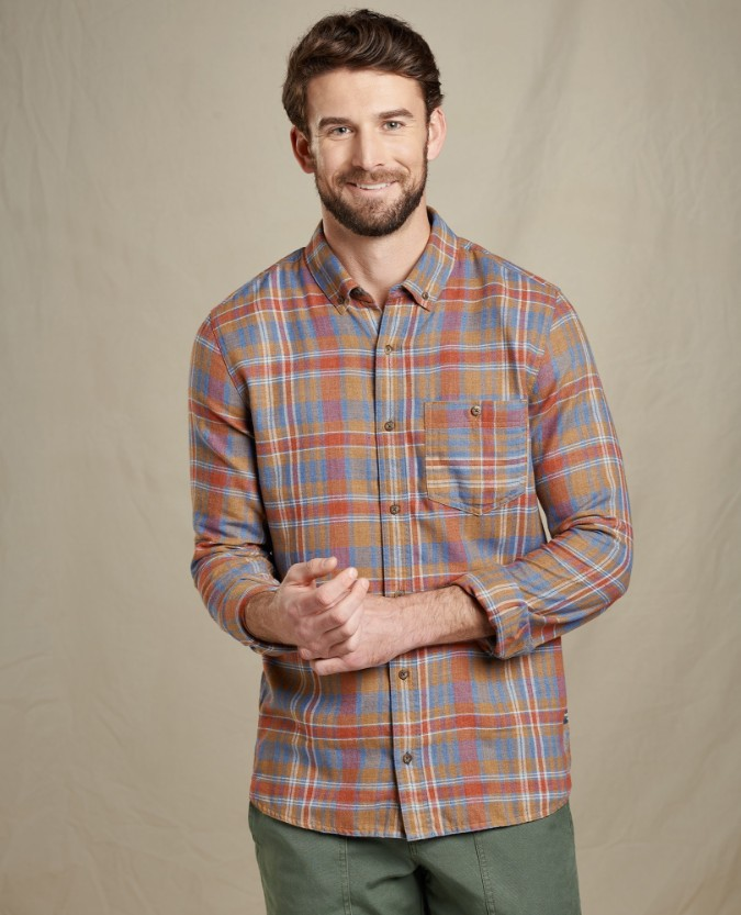 Toad & Co-Airsmyth Long-Sleeve - Men's